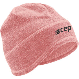 cep Winter Run Beanie, rose melange